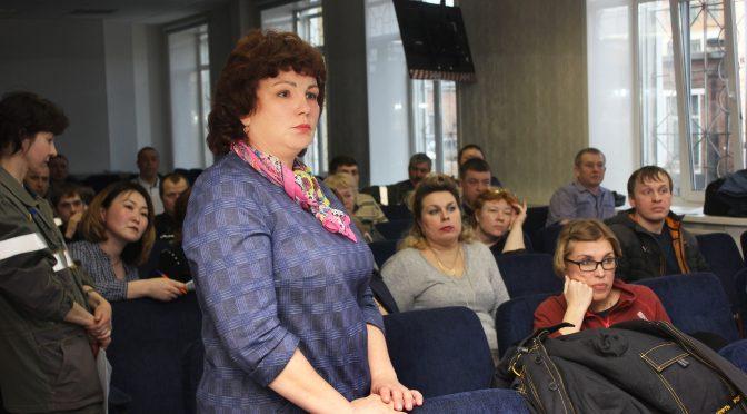 Лариса Рандина: «Коллектив должен быть сплочённым»