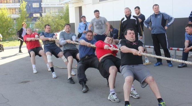 План спортивных мероприятий АНХК на август