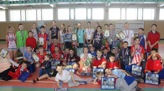 Новогодние соревнования для детей
