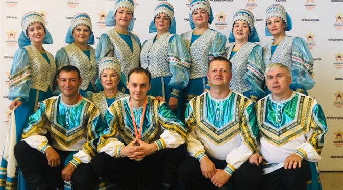 Из Москвы с победой
